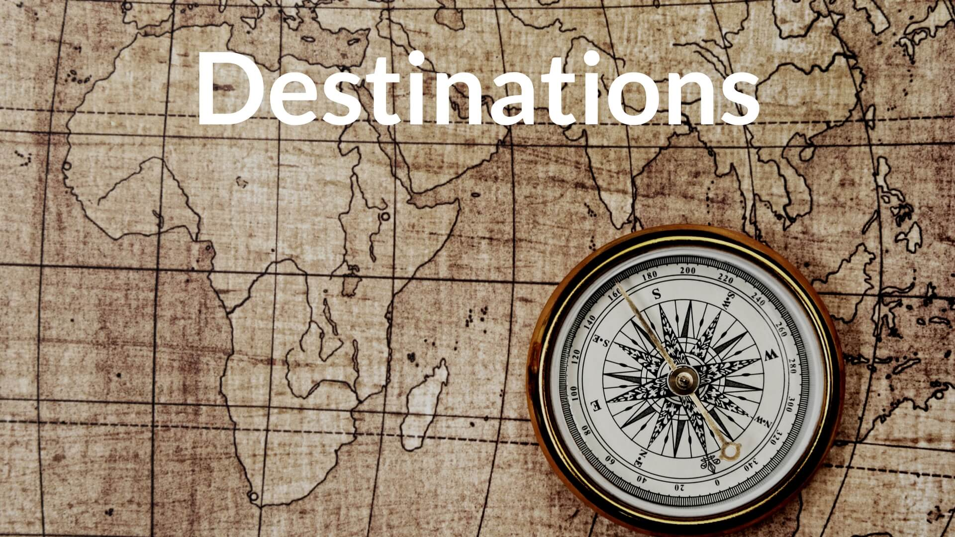Destinations Africa Revealed