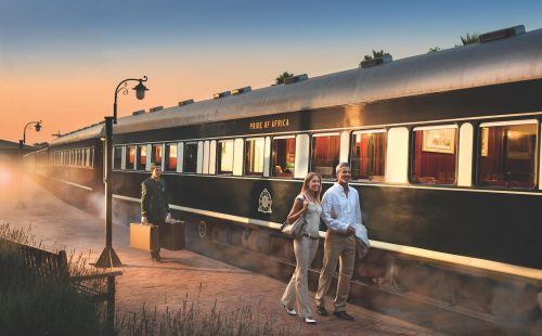 Luxury Train Journey Africa Revealed