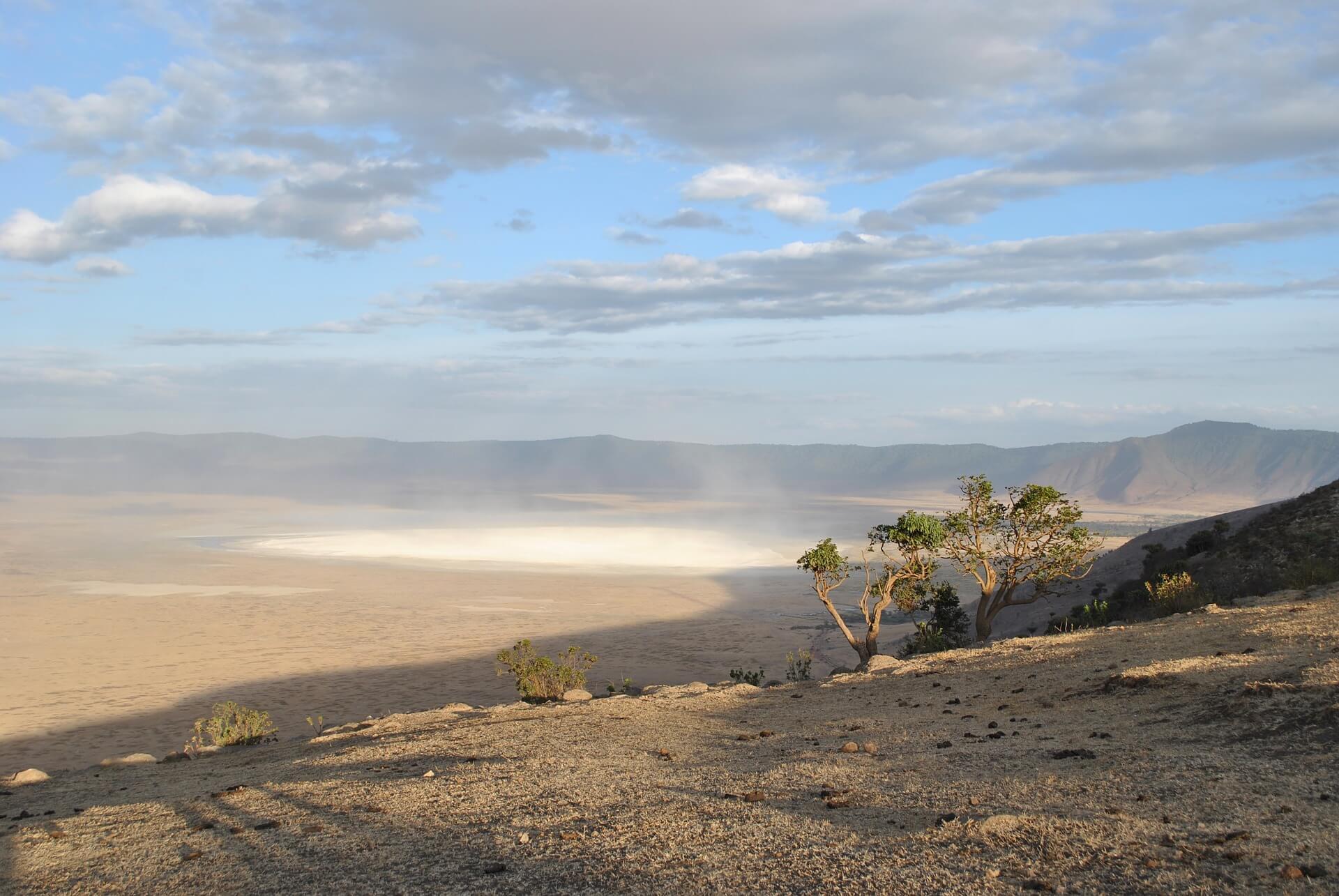 Serengeti Tanzania Africa Revealed