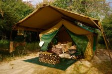 John Chase Tented Camp Africa Revealed